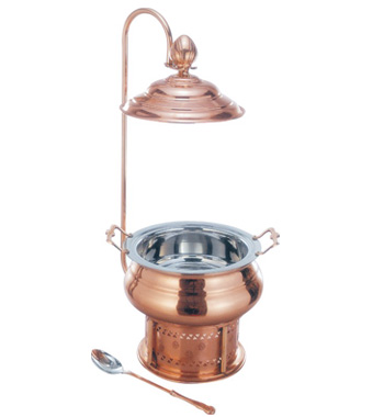 Round Chafing Dish Regal