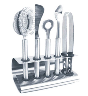 Bar tools set of 5 pcs
