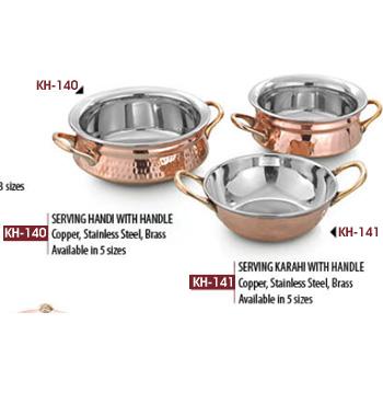Copper Tableware Manufacturers