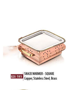 Snack Warmer Square